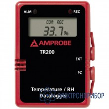 Регистратор данных температуры и влажности TR200-A