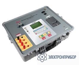 Специализированный измеритель сопротивления обмоток трансформаторов, тестирование устройств рпн TRM-203