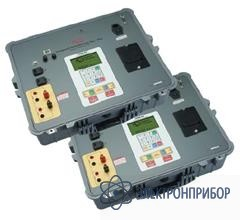 Специализированный измеритель сопротивления обмоток трансформаторов, тестирование устройств рпн TRM-40