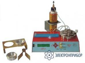 Аппарат для экспресс-анализа температуры вспышки в закрытом тигле ТВЗ-Э
