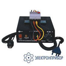 Адаптер для тестирования устройств защитного отключения (mpi-51х) TWR-1J