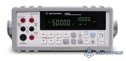 Цифровые мультиметры U3402A