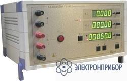 Калибратор переменного тока однофазный от 40 гц до 11 кгц УИ300.2-1