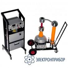 Переносная установка для испытания высоким напряжением УИВ-100/20