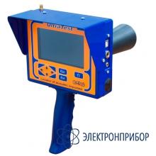 Переносной прибор для акустической регистрации сигналов от частичных разрядов в ультразвуковом диапазоне частот UltraTest