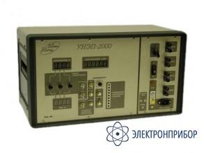 Устройство для испытания защит электрооборудования подстанций 6-10 кв УНЭП-2000