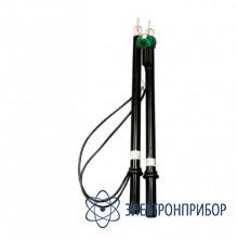 Указатель низкого напряжения контактной сети (с курсовым фонарем vonatex) УННКС 90-1000
