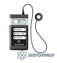Пульсметр + люксметр (измерение пульсации освещенности) ТКА-ПКМ (08)