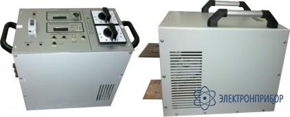 Устройство для проверки токовых расцепителей автоматических выключателей (до 25 ка) УПТР-3МЦ