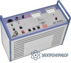 Установка для испытания оболочек кабеля с изоляцией из сшитого полиэтилена (5 кв) УПЗ-80/5