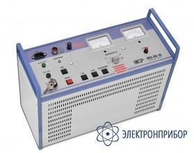 Установка для испытания оболочек кабеля с изоляцией из сшитого полиэтилена (10 кв) УПЗ-80/10
