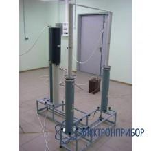 Аппарат высоковольтный для испытания кабеля с изоляцией из сшитого полиэтилена АВ-70-01