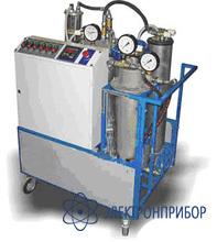Мобильная установка для очистки трансформаторного масла УВФ®-500 (микро)