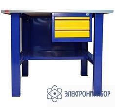 Верстак безтумбовый с ящиком ВП-1000 ЯВ