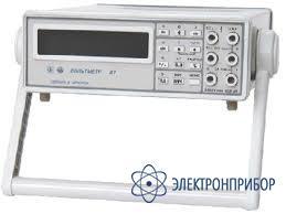 Вольтметр универсальный цифровой В7-72
