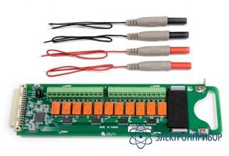 10-канальное устройство расширения измерительных входов в7-78/1 Сканер (В7-78/1)
