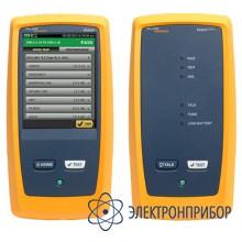 Кабельный тестер для сертификации скс, на платформе versiv Fluke DSX-5000QOi