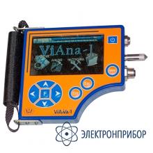Одноканальный анализатор вибрационных сигналов, прибор балансировки роторов «на месте» ViAna-1