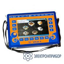 Универсальный четырехканальный регистратор и анализатор вибрационных сигналов ViAna-4