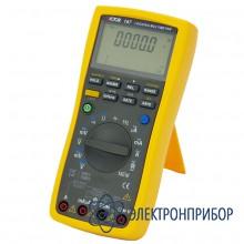 Мультиметр цифровой Victor 187