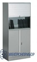 Шкаф  для документов с жалюзийными створками ШДЖ-2