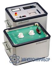 Испытательная система для кабелей с пэ/пвх и бумажно-масляной изоляцией (до 60 кв при 0,8 мкф, выходной ток 5 ма) VLF 60 kV