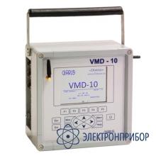 Универсальный комплект для контроля параметров электротехнического оборудования VMD-10