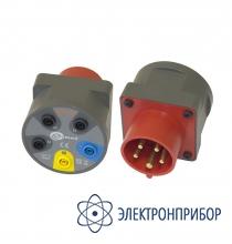 Соединитель электрический-адаптер для серий mpi, mrp, mic, mzc, tkf AGT-16P