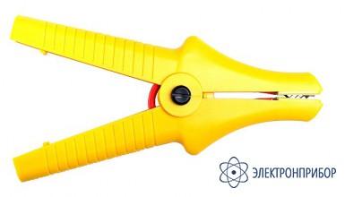 Для mpi-525 Зажим «Крокодил» изолированный желтый К07 5,5 кВ