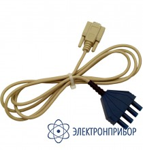 Для mzc-303e, mrp-xxx, mie-500, mic-1000, mic-2500 Кабель последовательного интерфейса Opto-RS-232