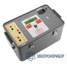 Специализированный измеритель сопротивления обмоток трансформаторов (10 а) WRM-10