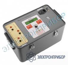 Специализированный измеритель сопротивления обмоток трансформаторов с принтером WRM-10P