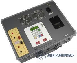 Специализированный измеритель сопротивления обмоток трансформаторов с принтером WRM-40