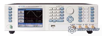 Генератор сигналов произвольной формы WX2181B
