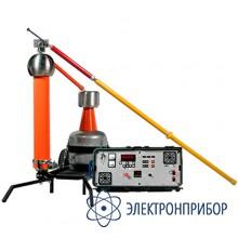 Переносная установка для испытания высоким напряжением УИВ-100/7,5
