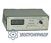 Измерительное устройство для контроля тока проводимости УКТ-03М