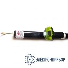 Указатель высокого напряжения комбинированный (с курсовым фонарем vonatex) УВНК-10Б (исполнение 1) 6-10 кВ