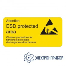 Аксессуар Предупреждающий ESD знак