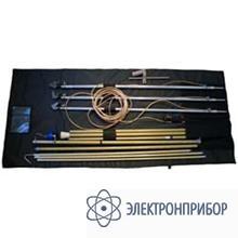 Заземление со штангами для установки с земли ЗПЛ-0,4/5 S-25