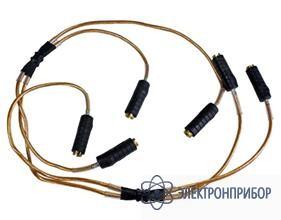 Заземление для самонесущего изолированного провода сип ЗПЛ-1 (СИП) S-16 (7 лучей)