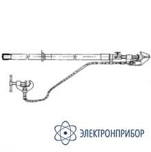 Заземление переносное линейное однофазное ЗПЛ-110-1/1-25