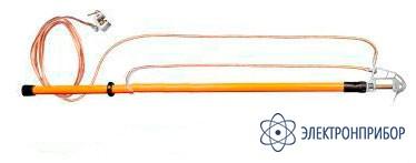 Заземление переносное линейное однофазное ЗПЛ-35-1/1-35
