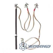 Заземление переносное для распределительных устройств ЗПП-Техношанс-15-02 (испол. 5(90)