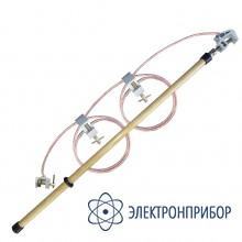 Заземление переносное подстанционное ЗПП-110-3/1-95