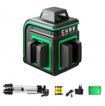 ADA Cube 360-2V GREEN Professional Edition