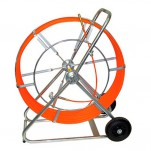 Гибкий стержень на барабане для проталкивания зонда FlexRod, 120м для приборов Radiodetection