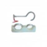 Комплект крепления щупа кабеля измерительного к штанге оперативной