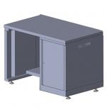 V6-1800 T ESD HPL (цвет RAL 7035)