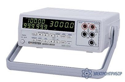 Gom-802 миллиомметр руководство по эксплуатации