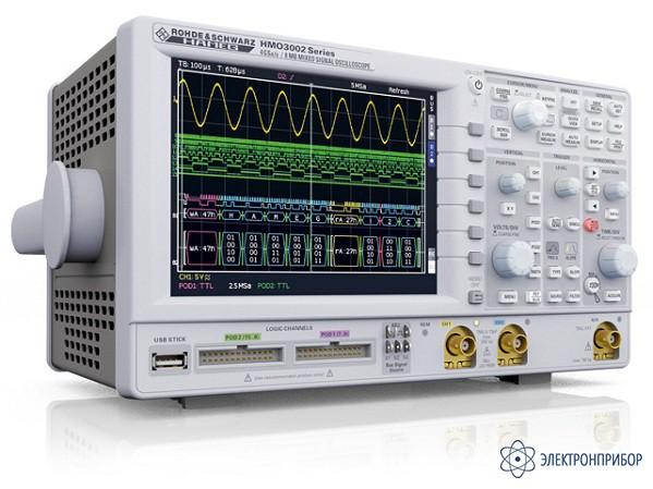 Die Serie HMO3000 - Rohde & Schwarz Deutschland
